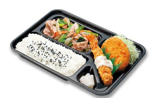 スペシャル豚野菜炒め弁当の画像