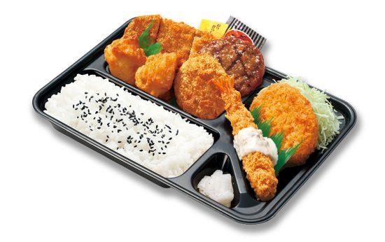 スペシャル大関さん弁当