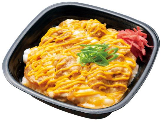 チーズ親子丼