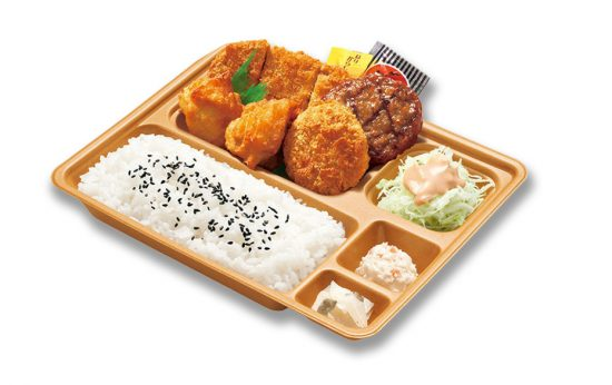 大関さん弁当